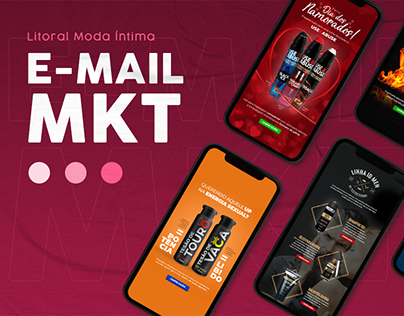 E-mail Marketing - Litoral Moda Íntima