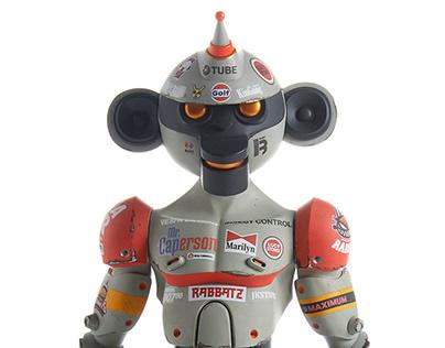2021 Dunkeys Series 1- Cyborg 00700