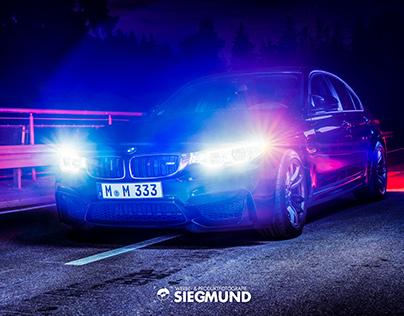 Performante München - BMW M3 F30