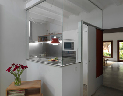 Barcelona Basement Home
