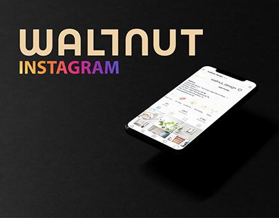 Wallnut Instagram