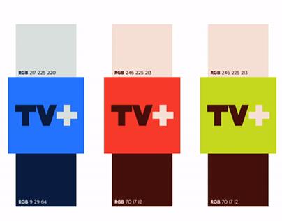 TV+ Channel Branding