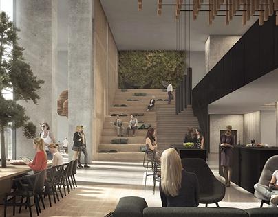 SKANSKA Lobby Concept