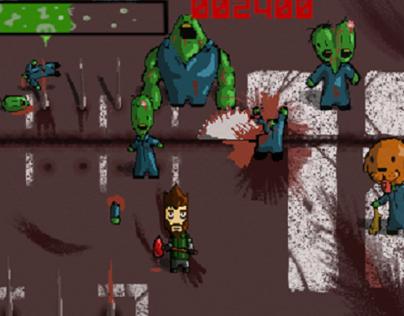 I Kill Zombies (PSP/PS3/PSV)