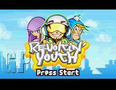 Revoltin' Youth (PSP/PS3/PSV)