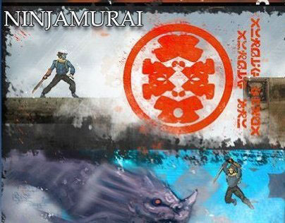 Ninjamurai (PSP/PS3/PSV)