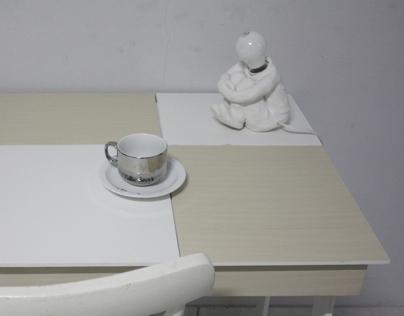 Mesa esconderijo