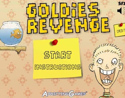 Goldies Revenge (Flash)