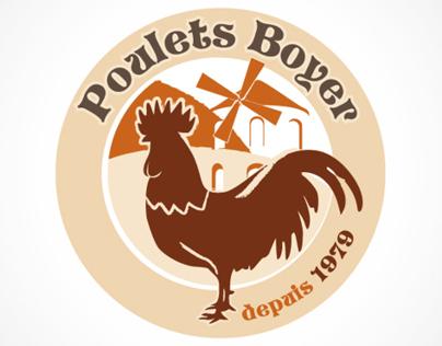 Logo Poulets Boyer