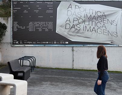A Política das Imagens Exhibition