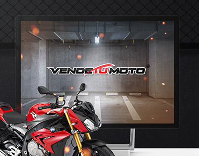 Website Vende Tu Moto
