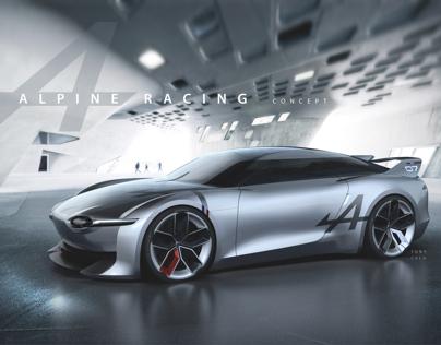 Alpine Racing Concept
