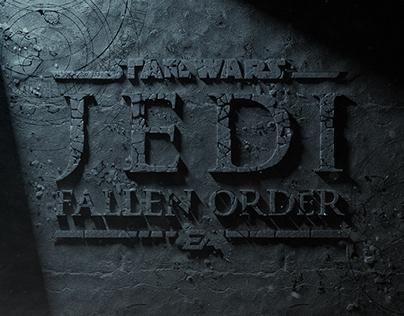 Star Wars: Jedi Fallen Order Styleframes