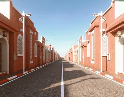 ARCHITECTURE ALGERIENNE