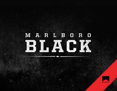 MARLBORO BLACK
