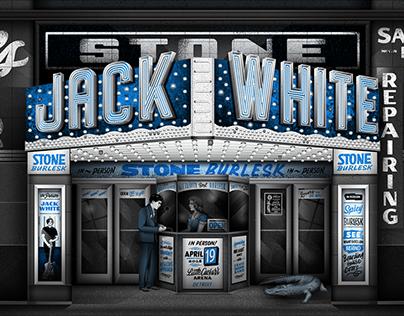 Jack White — Detroit 2018
