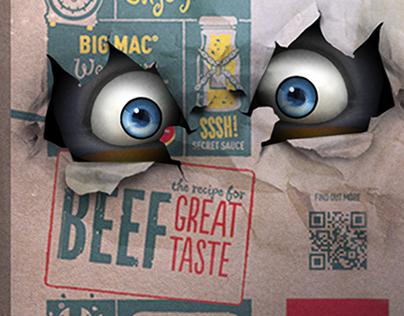 McDonald's – Print Design