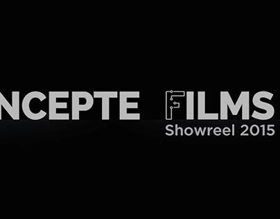 Koncepte Films Showreel 2015