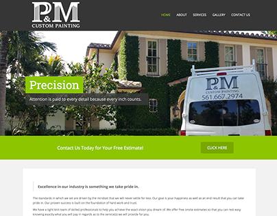 P&M Custom Painting