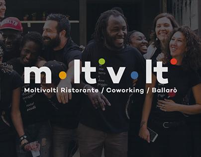 Moltivolti | Logo Design & Corporate Identity