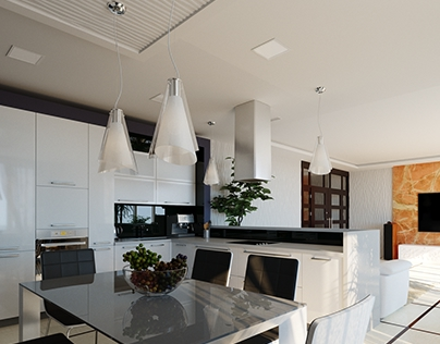 Apartment in Novosibirsk