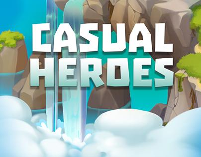 Casual Heroes vol.1
