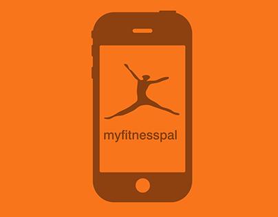MyFitnessPal. Ui & Ux Design