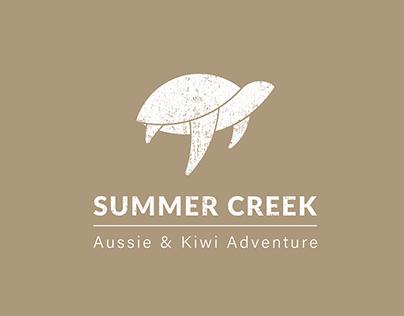 Summer Creek | Brand identity
