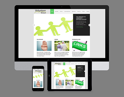 Volunteer Terrace Website