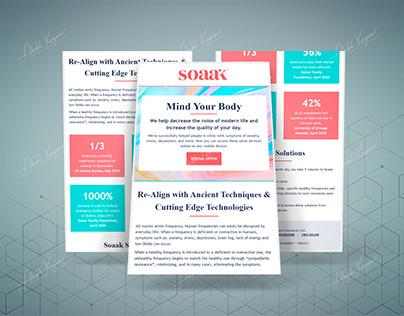 MailChimp Email Template Design