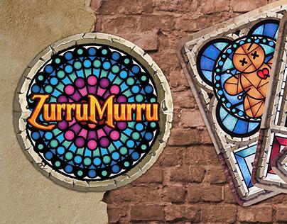 Zurrumurru - Card Game & AR App