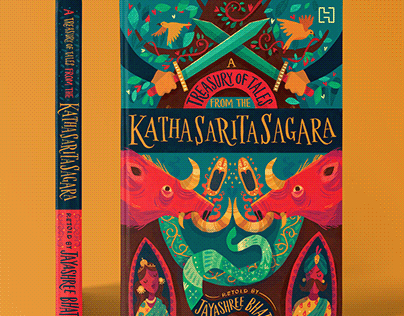 Kathasaritasagara Book Cover