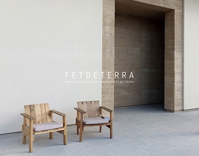 Fetdeterra. Projects and innovative earth products