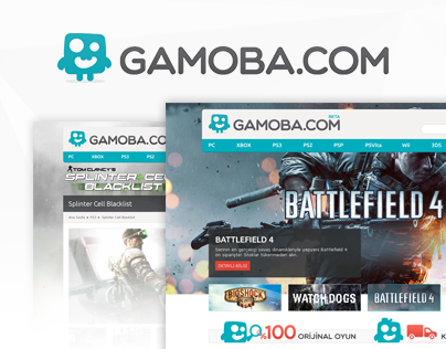 Gamoba.com Game Store