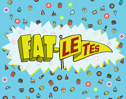 Fat-letes - Your Favorite Players, with a-litte EXTRA.