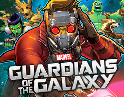 GUARDIANS OF THE GALAXY Cover Gallery