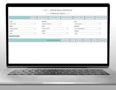Sistema on-line - PHP y MySql