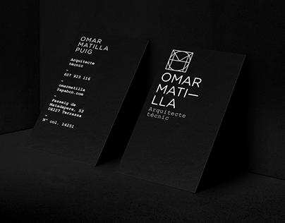 Omar Matilla - Arquitecte Tècnic