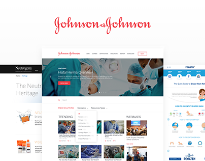 Johnson and Johnson ongoing projects case study