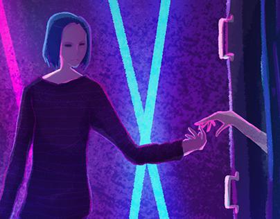 Eternally yours (animated gif)