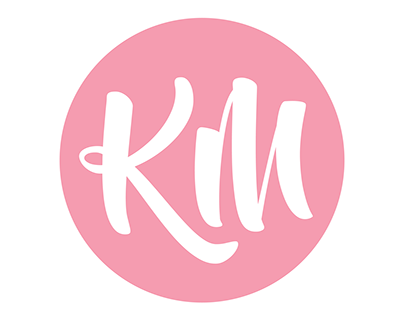 KM Events Logo Design