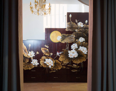 Full Acrylic on Wood
