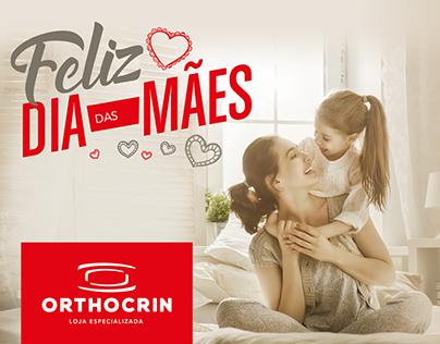 Dia das Mães ORTHOCRIN