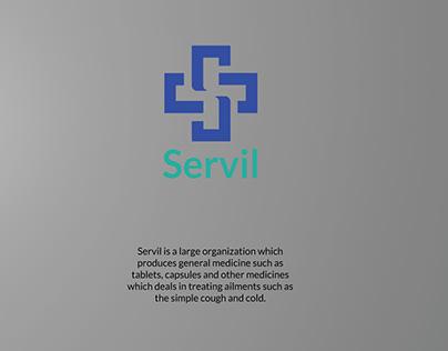 Packaging design for a medical brand