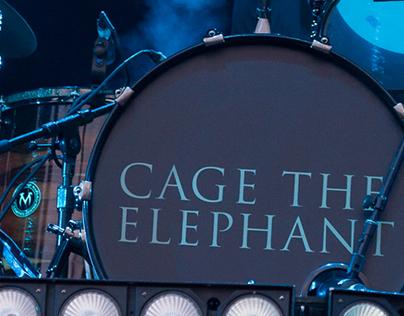 Cage The Elephant Lollapalooza 2017