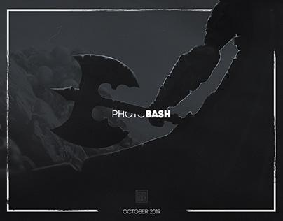 Photobash / Digital-collage — October 2019
