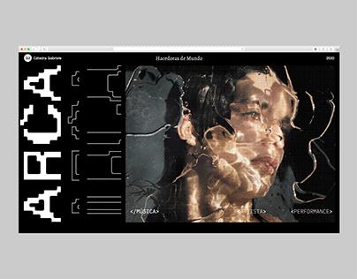 WEB / INSTAGRAM STORIES - ARCA