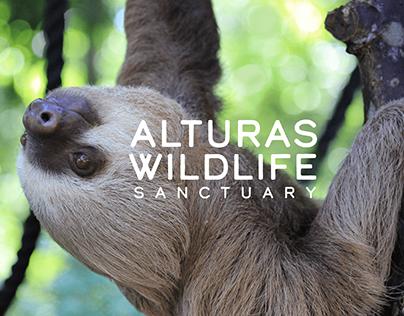 Alturas Wildlife Sanctuary Re-brand