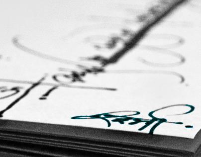 Poem & Calligraphy