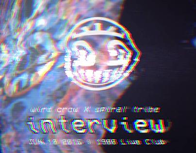 Interview Spiral Tribe